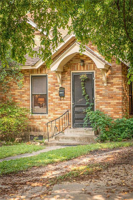 1707 Travis Heights Blvd, Austin, TX 78704 (#8312740) :: Lauren McCoy with David Brodsky Properties