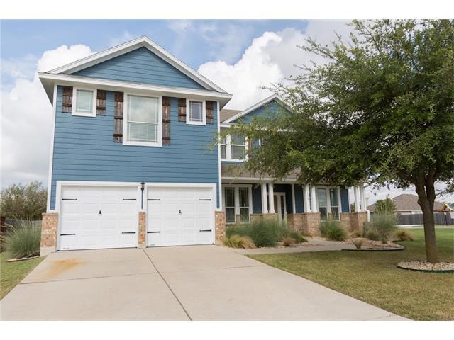 109 Wimberley St, Hutto, TX 78634 (#8316213) :: Austin International Group LLC