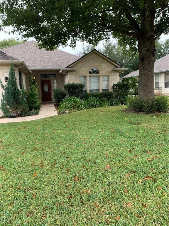 107 Terlingua Trl, Georgetown, TX 78628 (#8322617) :: Zina & Co. Real Estate