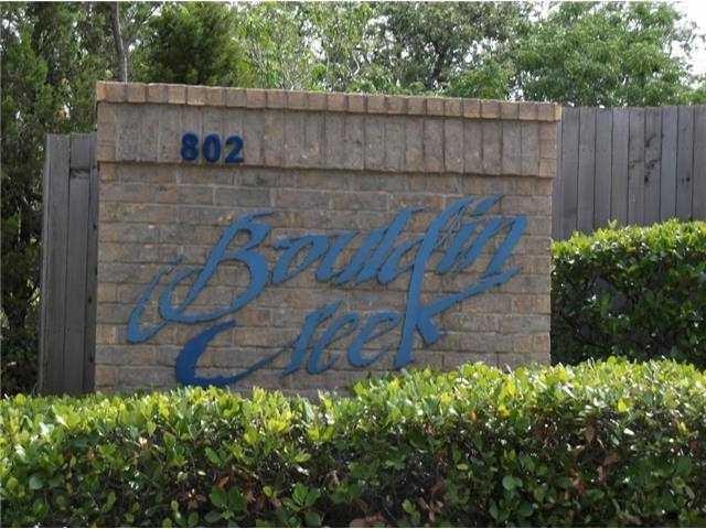 802 S 1st St #109, Austin, TX 78704 (#8342725) :: The Perry Henderson Group at Berkshire Hathaway Texas Realty