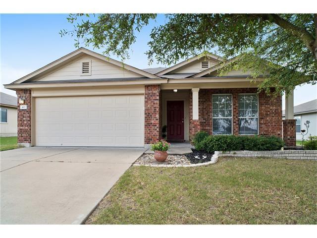402 Creston St, Hutto, TX 78634 (#8387524) :: Forte Properties
