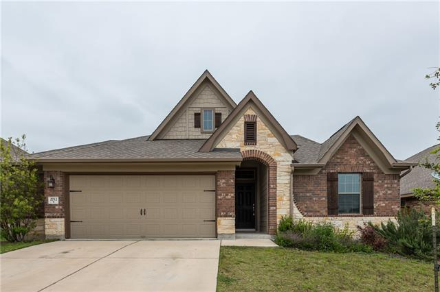 2712 Santa Domingo Dr, Round Rock, TX 78665 (#8398559) :: Forte Properties