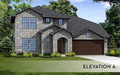 817 Paper Daisy Path, Leander, TX 78641 (#8415182) :: The Heyl Group at Keller Williams