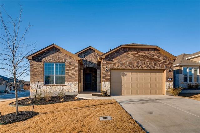 101 Gentry Creek Ln, Georgetown, TX 78633 (#8427687) :: The ZinaSells Group
