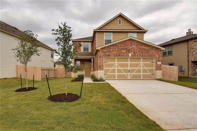 12812 Fireside Chat St, Manor, TX 78653 (#8433893) :: The Heyl Group at Keller Williams
