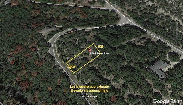6505 Deer Run, Lago Vista, TX 78645 (#8437778) :: 12 Points Group