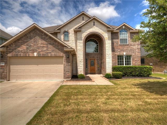 1104 Dyer Creek Pl, Round Rock, TX 78665 (#8481812) :: Forte Properties