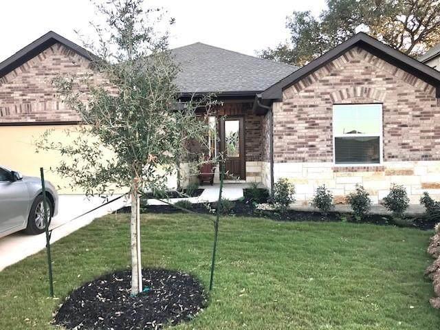 121 Frogfruit Way, San Marcos, TX 78666 (MLS #8540292) :: Vista Real Estate