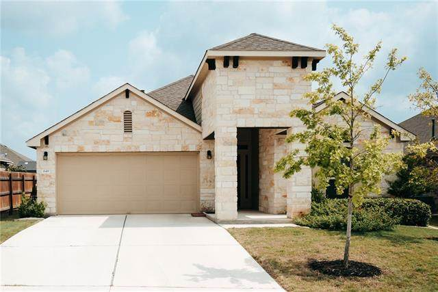 648 Schefer St, Leander, TX 78641 (#8554410) :: R3 Marketing Group