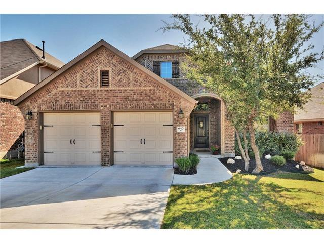 640 Loma Cedro Bnd, Leander, TX 78641 (#8555409) :: Austin International Group LLC