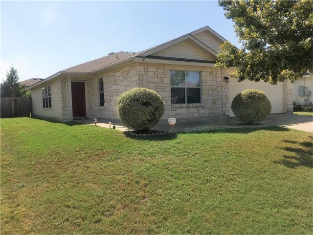 329 Almquist St, Hutto, TX 78634 (#8555818) :: RE/MAX Capital City