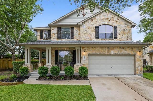 2801 Diddley Cv, Cedar Park, TX 78613 (#8560300) :: Homes By Lainie Real Estate Group