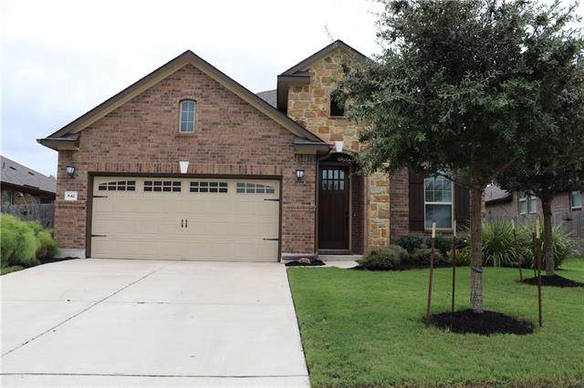 842 Kenney Fort Xing, Round Rock, TX 78665 (#8565276) :: 10X Agent Real Estate Team