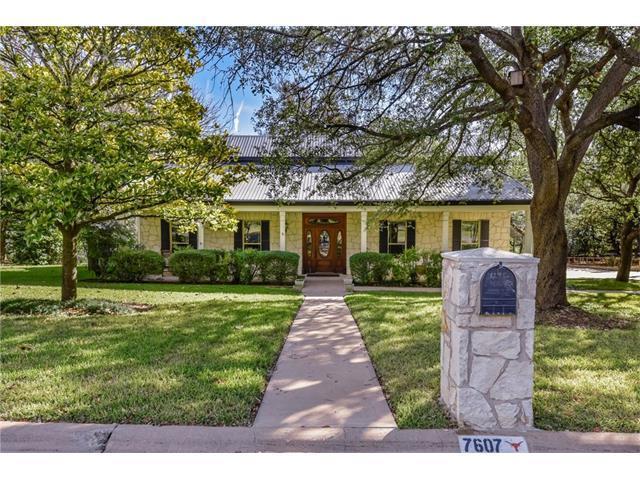 7607 Creekbluff Dr, Austin, TX 78750 (#8569015) :: Magnolia Realty