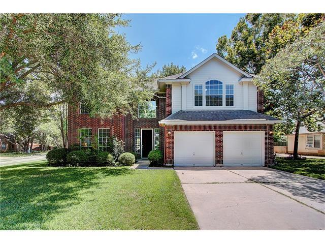 712 Birch Brook Dr, Leander, TX 78641 (#8583920) :: The ZinaSells Group