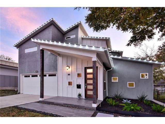 105 W 55th St, Austin, TX 78751 (#8590623) :: Austin Portfolio Real Estate - Keller Williams Luxury Homes - The Bucher Group