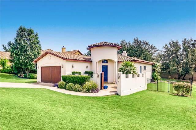 2907 Katter Ct, Austin, TX 78734 (#8599125) :: Zina & Co. Real Estate