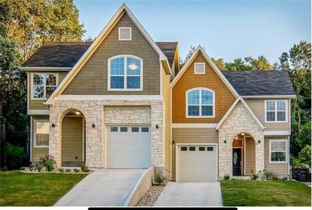 1505 Rockdale Cir B, Austin, TX 78704 (#8612645) :: The Perry Henderson Group at Berkshire Hathaway Texas Realty