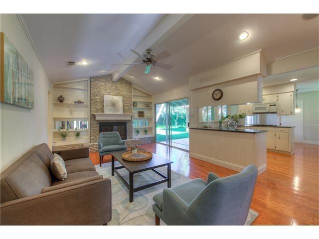 8700 Melshire Dr, Austin, TX 78757 (#8613888) :: The Gregory Group