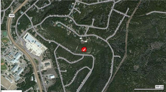 8171 Arroyo Ave, Lago Vista, TX 78645 (#8652136) :: Forte Properties