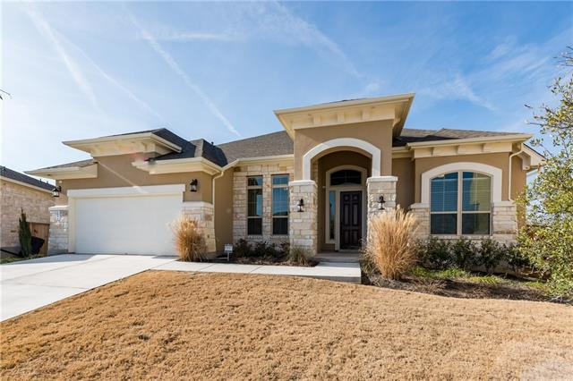104 Blue Agave Ln, Georgetown, TX 78626 (#8653460) :: Kevin White Group