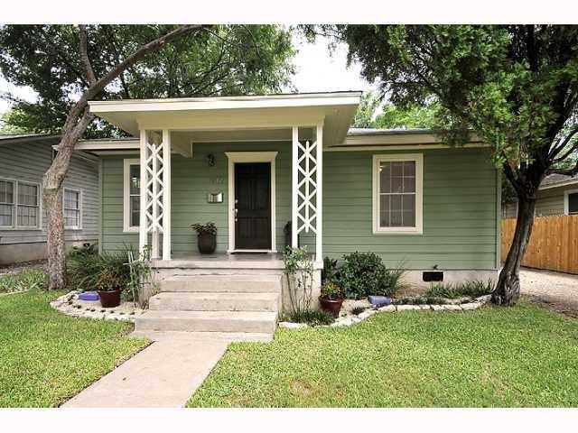 1912 W 38th St, Austin, TX 78731 (#8677470) :: Papasan Real Estate Team @ Keller Williams Realty