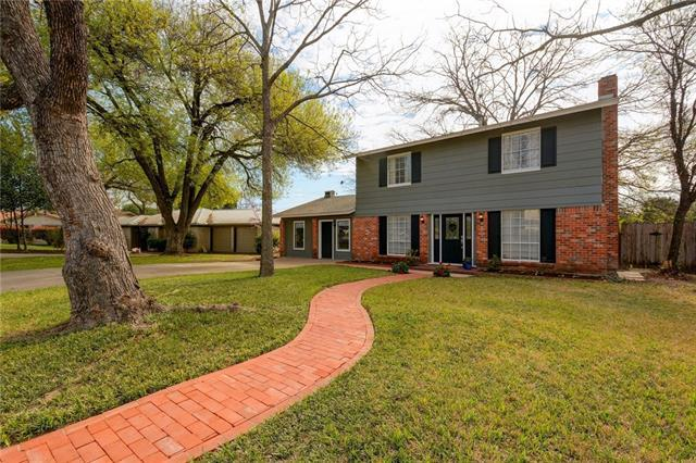 7205 Bucknell Dr, Austin, TX 78723 (#8690529) :: Ben Kinney Real Estate Team