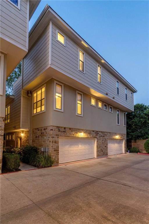 1115 Kinney Ave #44, Austin, TX 78704 (#8701887) :: Watters International
