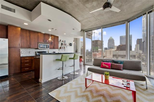 360 Nueces St #1001, Austin, TX 78701 (#8716868) :: Allison Gaddy