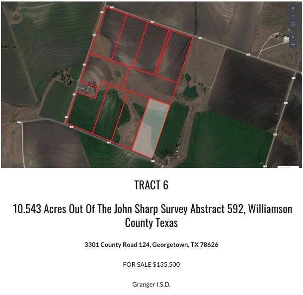 3301 County Road 124, Georgetown, TX 78626 (MLS #8736500) :: Bray Real Estate Group