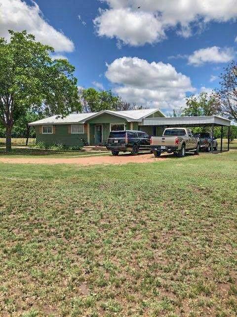 2897 Pardue Rd, Menard, TX 76859 (#8742277) :: Papasan Real Estate Team @ Keller Williams Realty