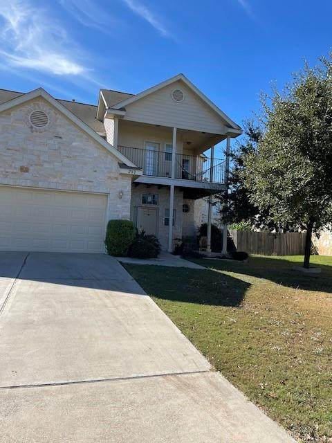 287 Fall Dr, Kyle, TX 78640 (#8750369) :: 10X Agent Real Estate Team