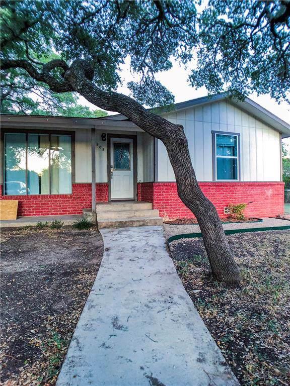 1505 Sherrard St, Burnet, TX 78611 (#8776465) :: RE/MAX Capital City