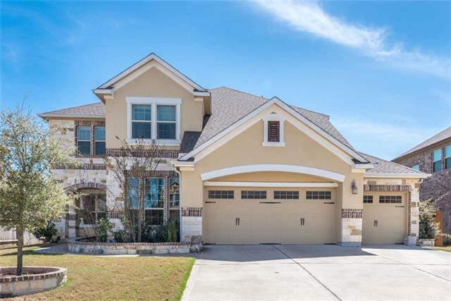 3036 Portulaca Dr, Round Rock, TX 78681 (#8784675) :: Ana Luxury Homes