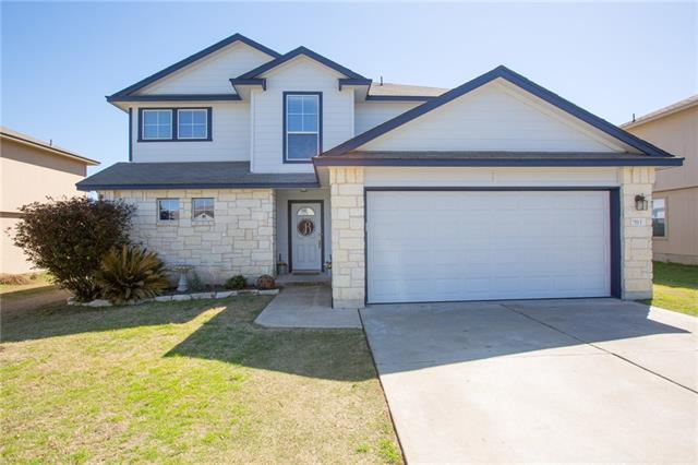 113 Baldwin St, Hutto, TX 78634 (#8821597) :: Forte Properties