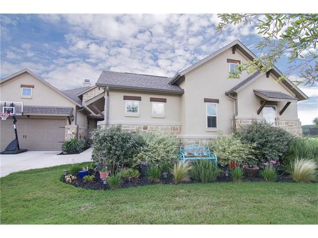 7618 Turnback Ledge Trl, Lago Vista, TX 78645 (#8853119) :: The ZinaSells Group