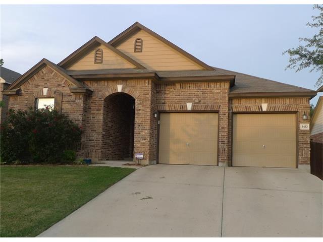1410 Grande Mesa Dr, Georgetown, TX 78626 (#8859463) :: Watters International