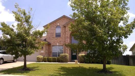 804 Wood Mesa Dr, Round Rock, TX 78665 (#8926969) :: Realty Executives - Town & Country