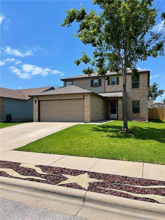 606 Big Sur Trl, Taylor, TX 76574 (#8933581) :: Papasan Real Estate Team @ Keller Williams Realty