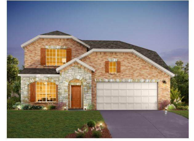 412 Windom Way, Georgetown, TX 78626 (#8952452) :: The Summers Group