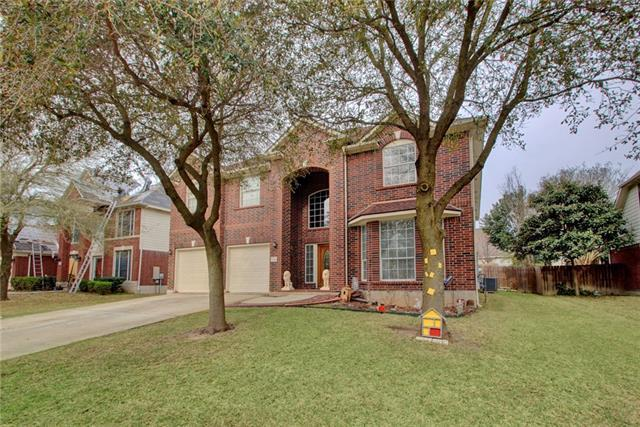 806 Runners Rdg, Pflugerville, TX 78660 (#8958312) :: Forte Properties