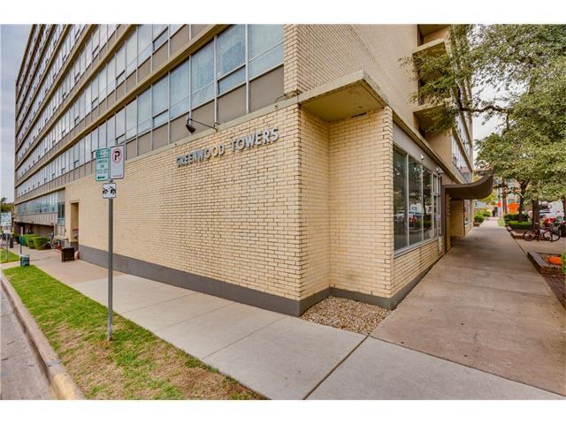 1800 Lavaca St #213, Austin, TX 78701 (#8981656) :: Papasan Real Estate Team @ Keller Williams Realty