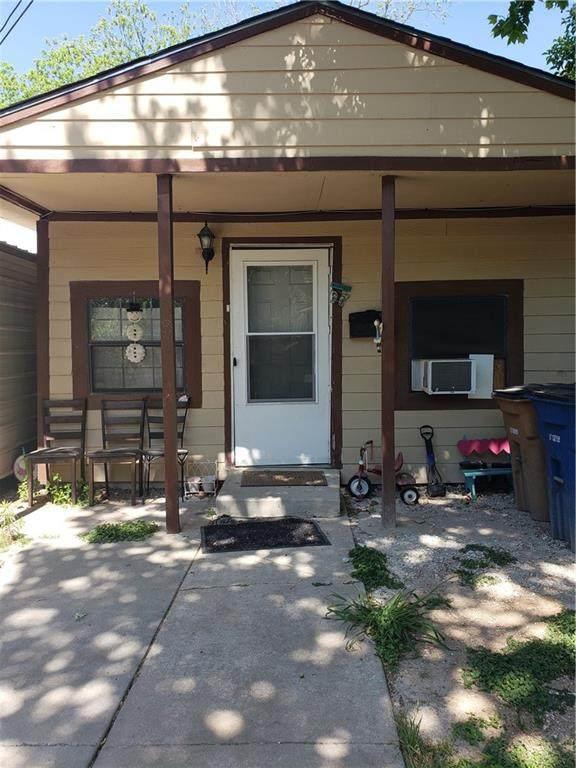 1118 3/4 Gunter St, Austin, TX 78702 (#8983585) :: Tai Earthman | Keller Williams Realty