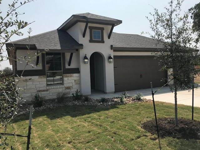 109 Scenic Hills Cir, Georgetown, TX 78628 (#9007201) :: R3 Marketing Group
