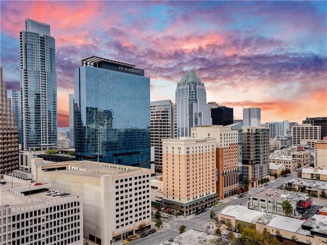 98 San Jacinto Blvd #1704, Austin, TX 78701 (#9014543) :: KW United Group