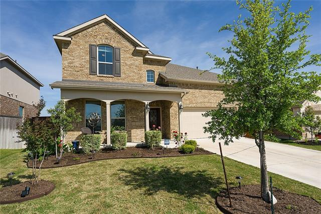 301 Summer Azure St, Georgetown, TX 78626 (#9048669) :: RE/MAX Capital City