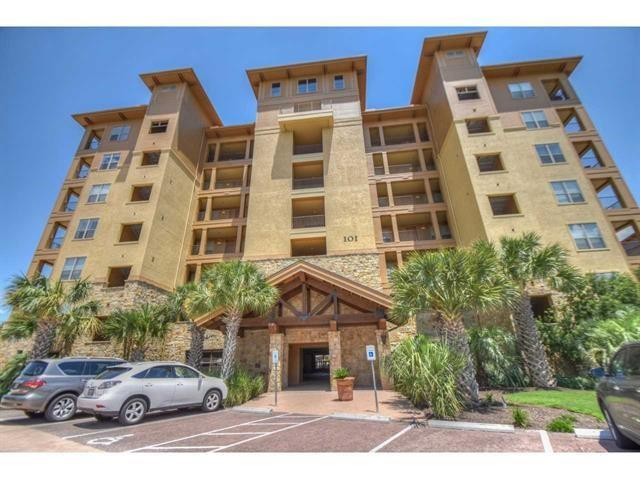 101 West Bank Dr #23, Horseshoe Bay, TX 78657 (#9051246) :: Ana Luxury Homes