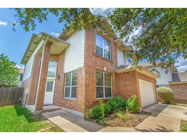 3935 Whitey Ford Way, Round Rock, TX 78665 (#9054579) :: RE/MAX Capital City