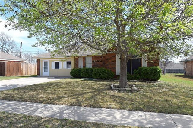2606 Marlin Dr, Killeen, TX 76543 (#9056163) :: The ZinaSells Group