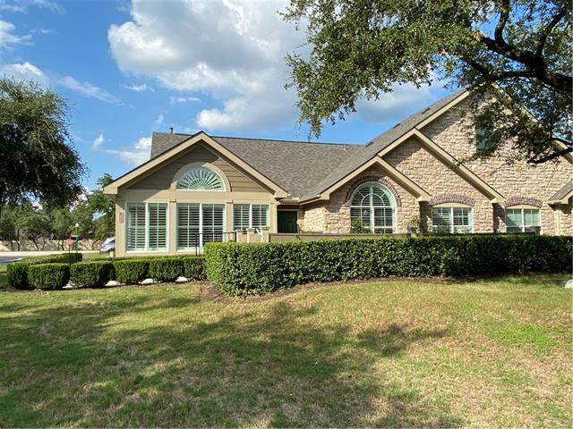 30 Wildwood Dr #81, Georgetown, TX 78633 (#9072548) :: Papasan Real Estate Team @ Keller Williams Realty